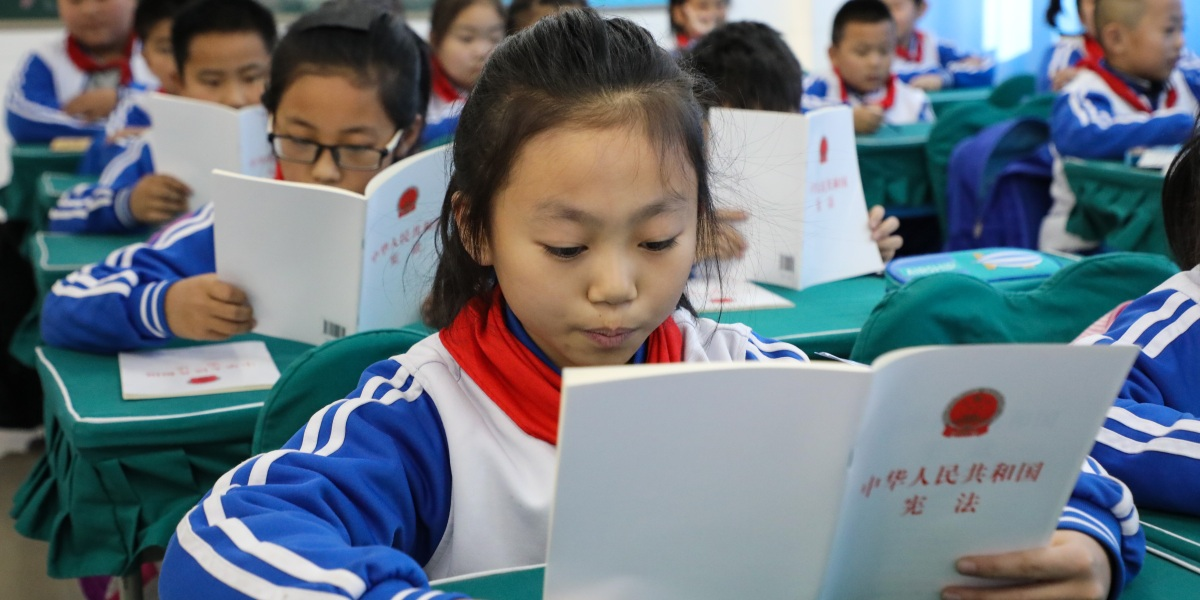 China's Schoolkids Are Now Officially the Smartest in the World