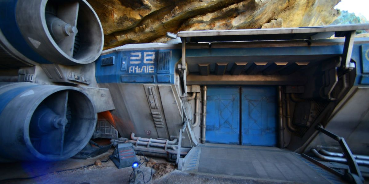 Rise Of The Resistance Inside The Newest Star Wars Ride At Walt Disney World Fortune