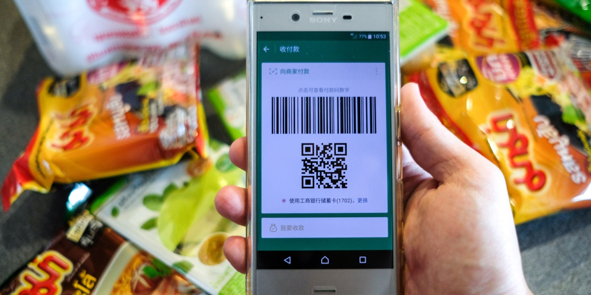 The Worlds Fourth-Largest Economy Is Going Cashless