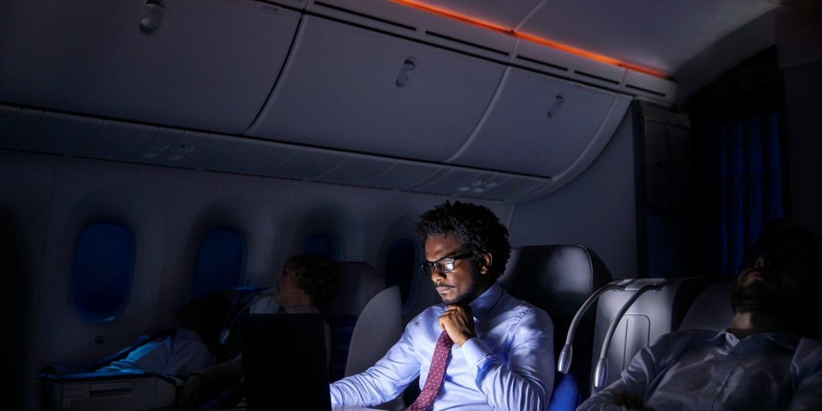 How to Make Sure Your In-Flight Wi-Fi Isn't Terrible