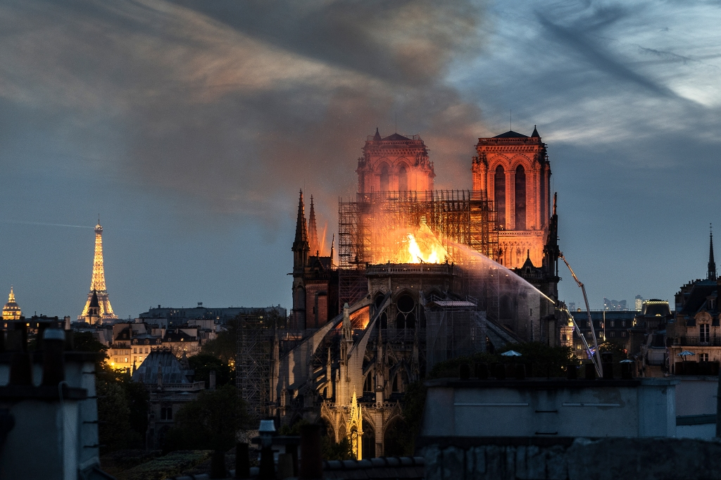 The Design Fail Behind the Notre Dame Cathedral Fire