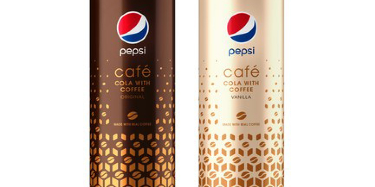 Pepsi Is Launching a Cola and Coffee Hybrid Drink