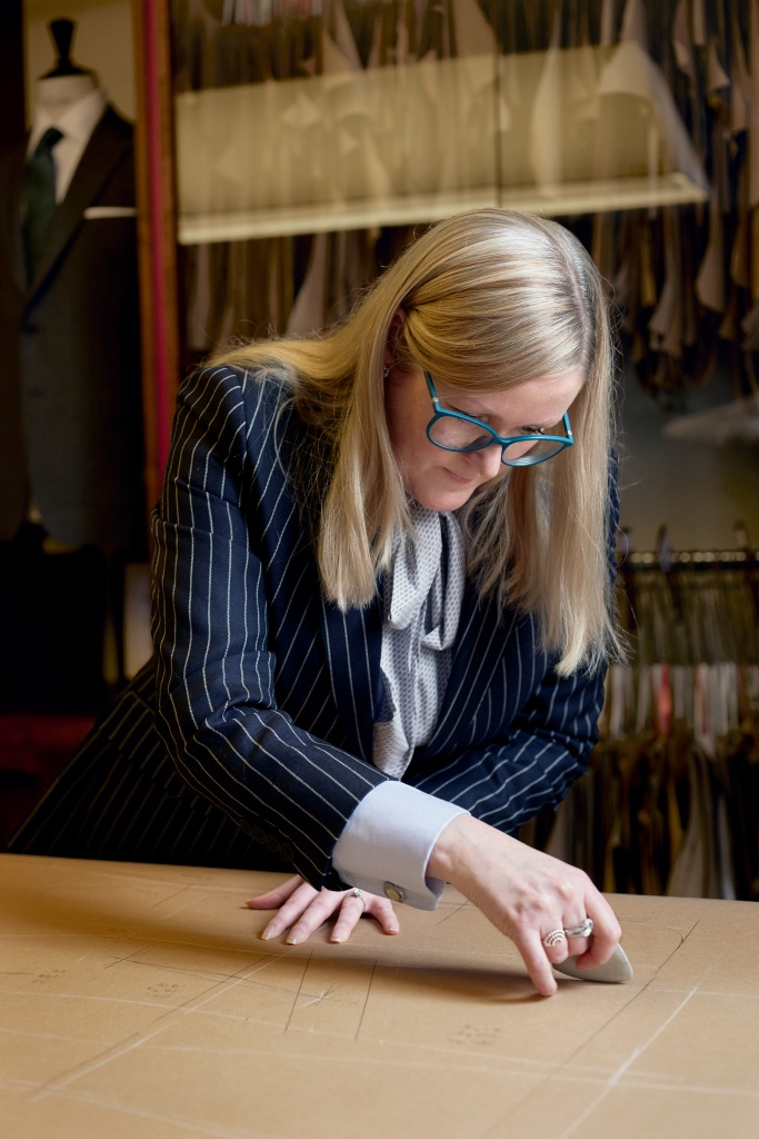These tailors show that custom suiting is no longer just for men