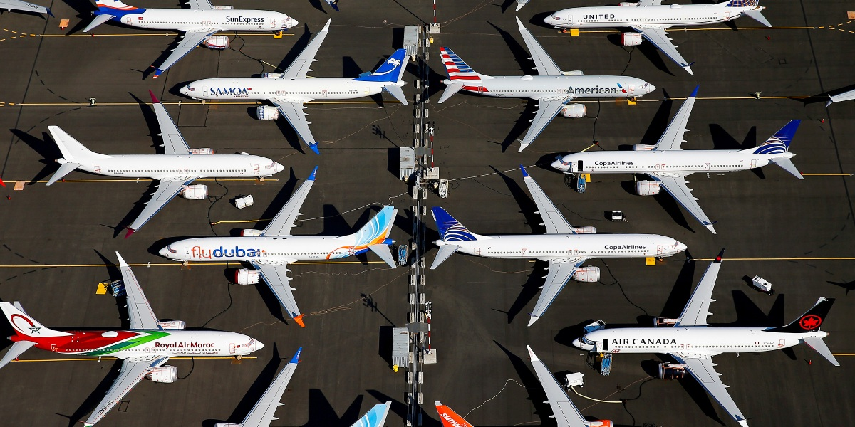 The forces behind Boeing's long descent