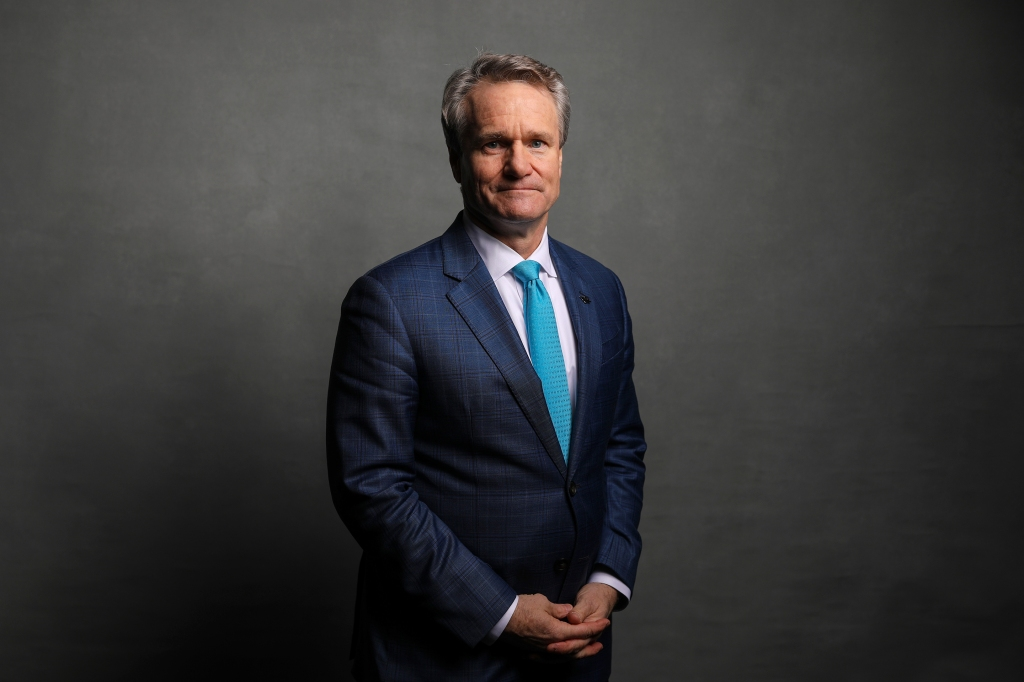 Bank Of America How Ceo Brian Moynihan