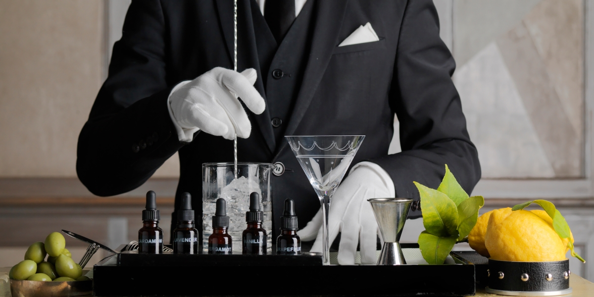 When the white gloves come off: Behind the scenes at one of London's most historic and upscale hotel bars