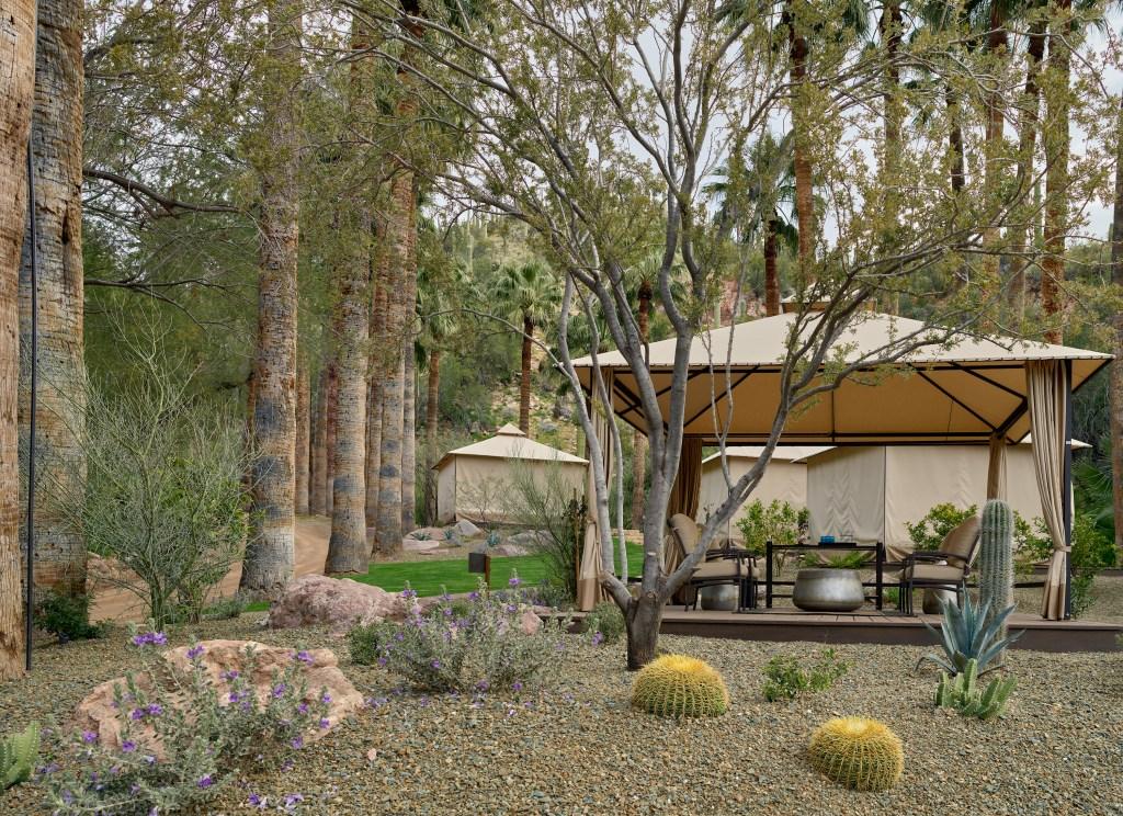Arizona's very first luxury resort—originally opened in 1896—is back in business