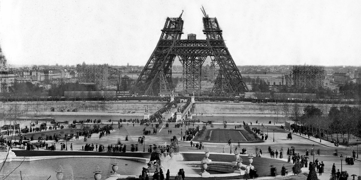 What we can learn about modern financial scams from the man who tried to sell the Eiffel Tower—twice