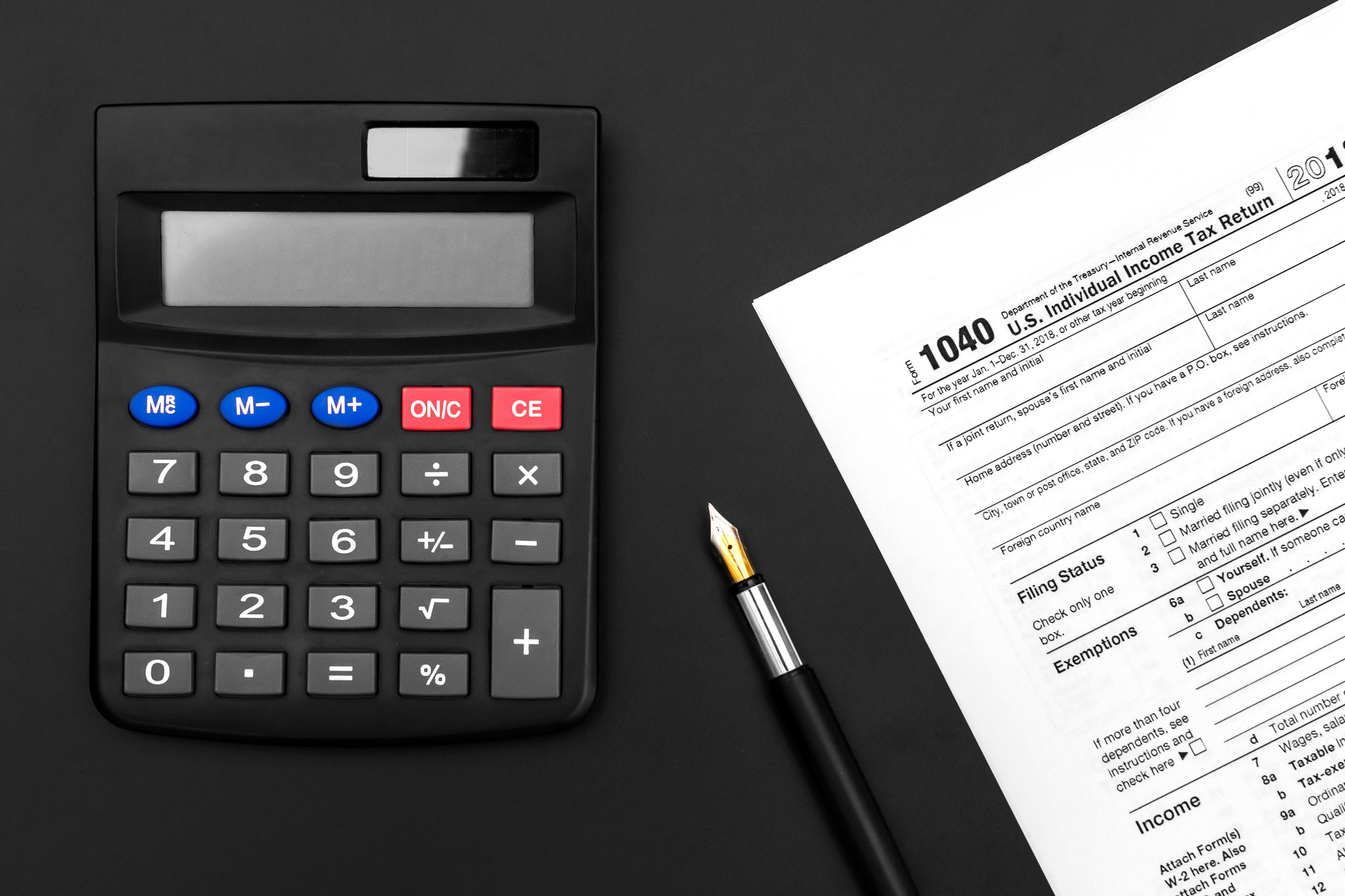 h&r block calculator 2020