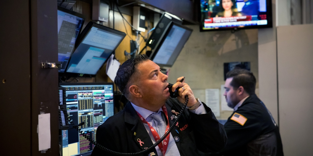 GettyImages 1076545646 - How much further can stocks climb before markets encounter the dreaded 'blow-off top'?
