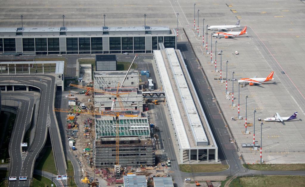 Capital Airport BER