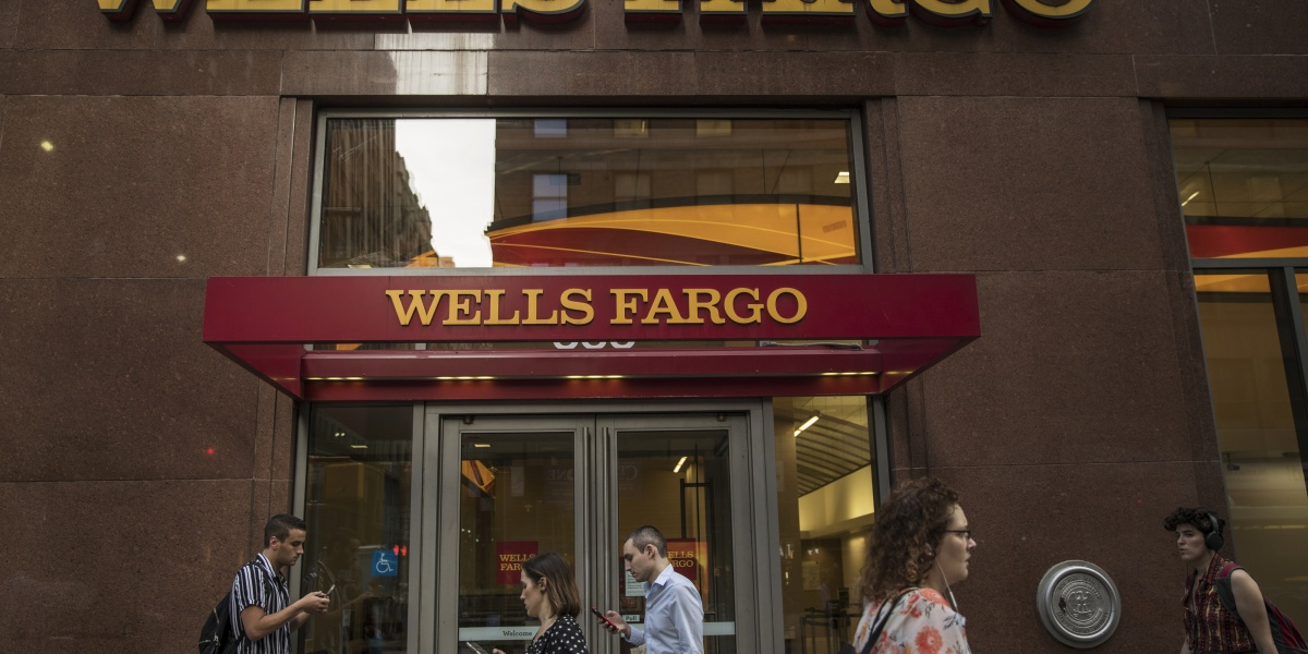 GettyImages 1155783768 - Fortune poll: Wells Fargo has the worst reputation among investors in America