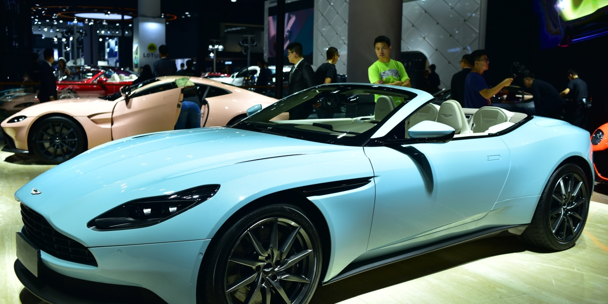 Aston Martin Running Low On Cash May Need A Lifeline From Investors Fortune