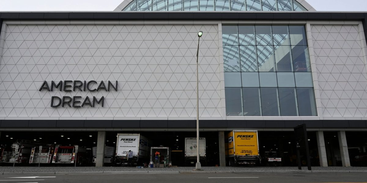The American Dream Mall's 17 Year Development Nightmare Has Ended