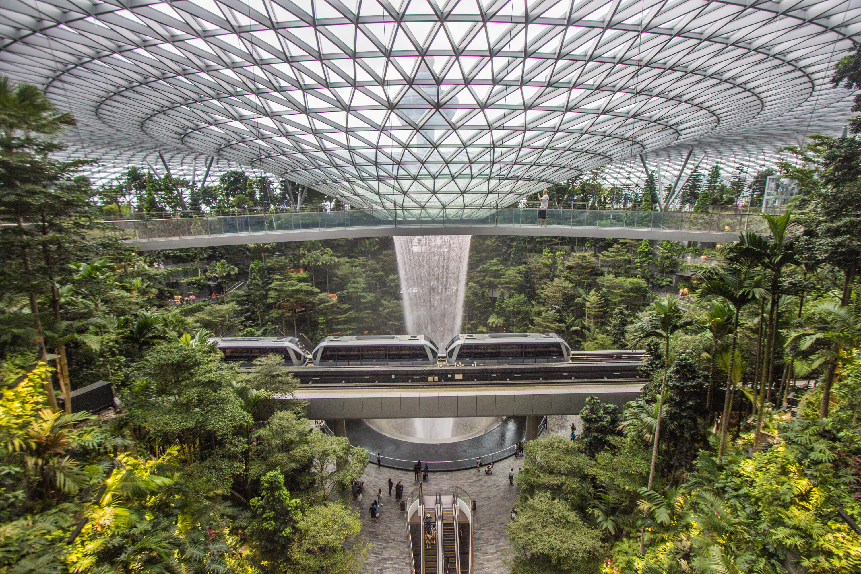 The case for designing beautiful airports: It's about the ...