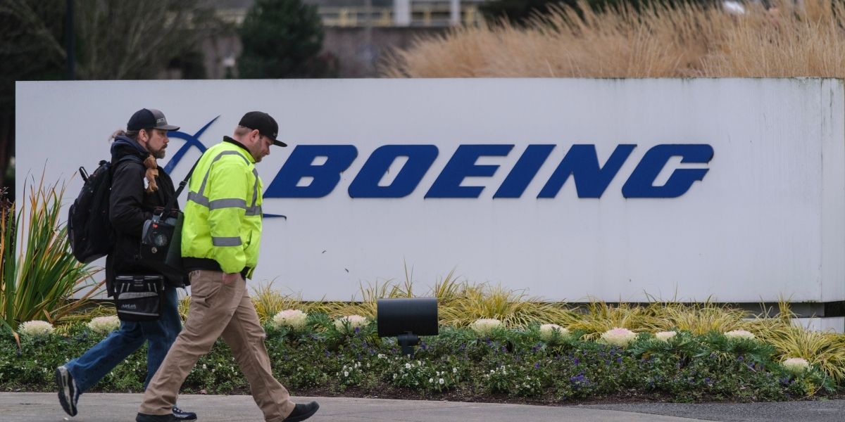 Here's why Boeing's shares are holding up despite a brutal year
