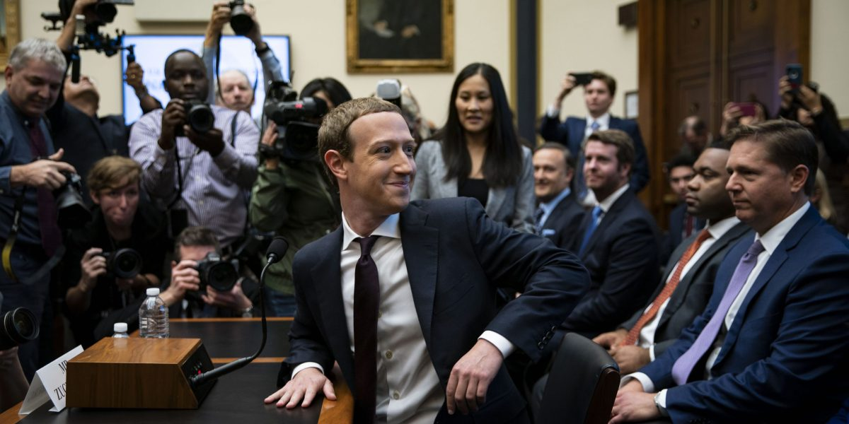 Facebook Drops the Mic on Political Advertising
