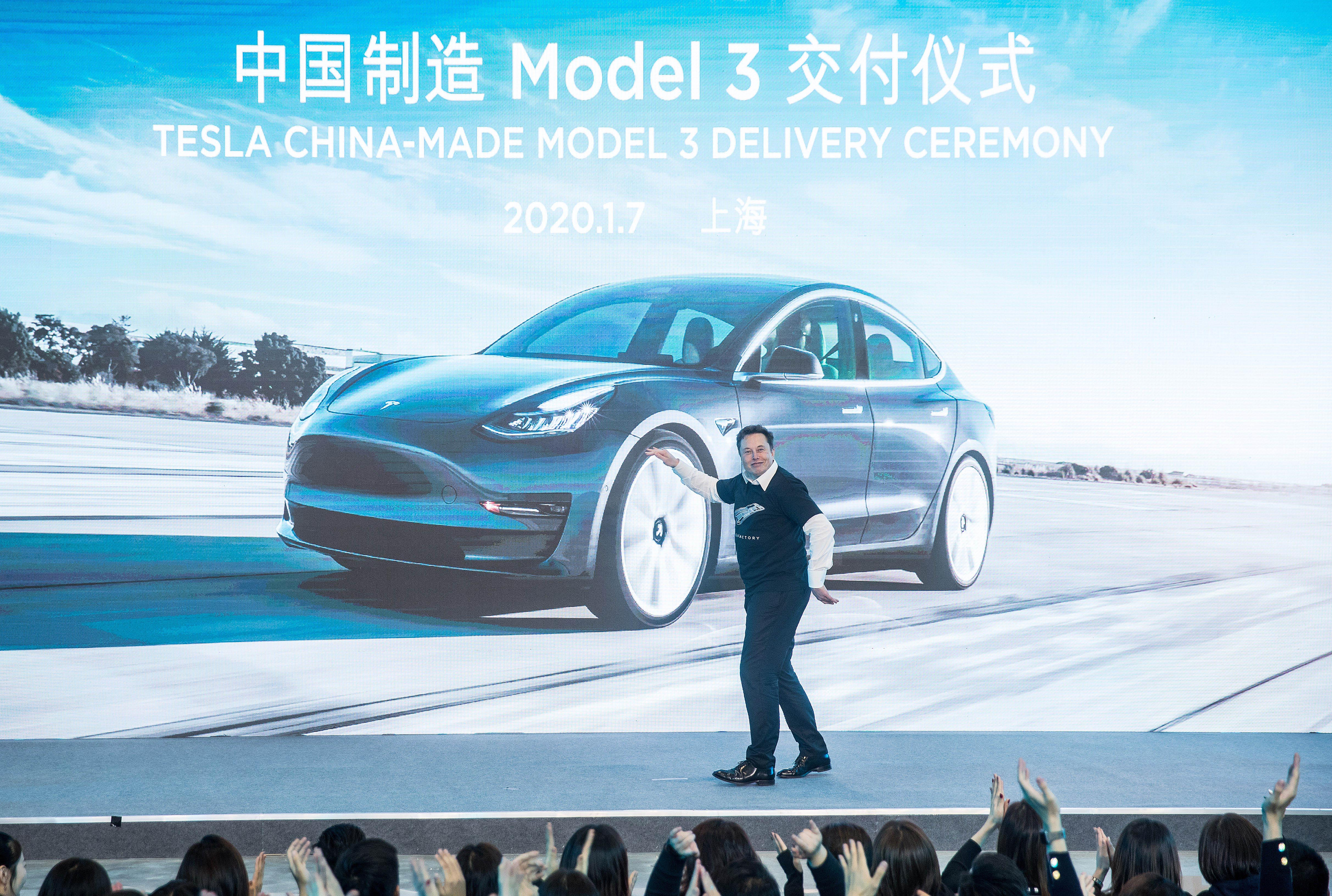 Tesla Has Delivered Its First China Made Cars Now It S Time
