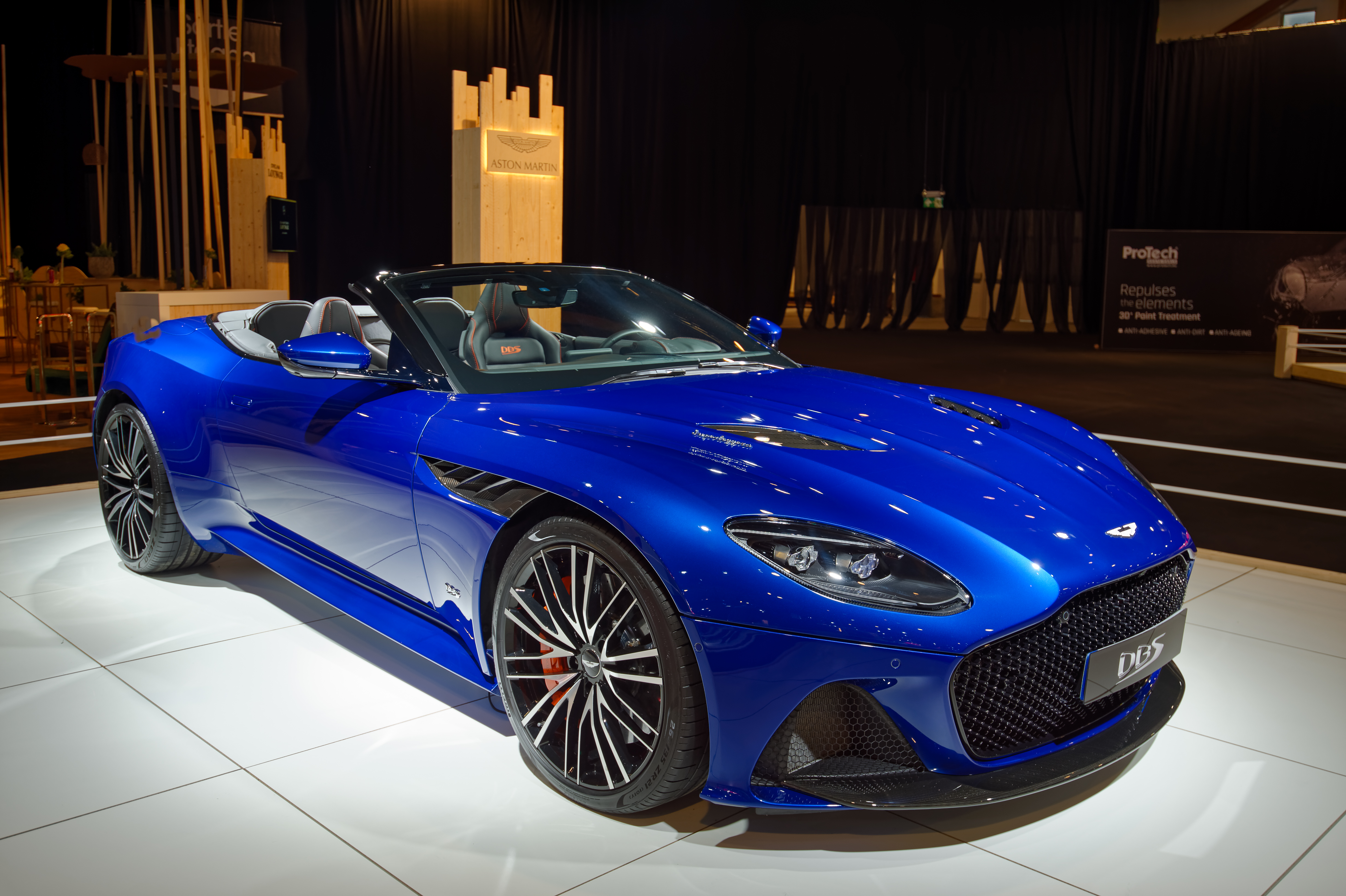 Aston Martin Gets Lifeline From Lawrence Stoll Fortune