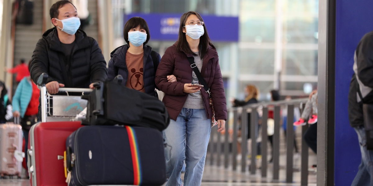 HSBC, Tencent and others limit China travel as deadly virus spreads