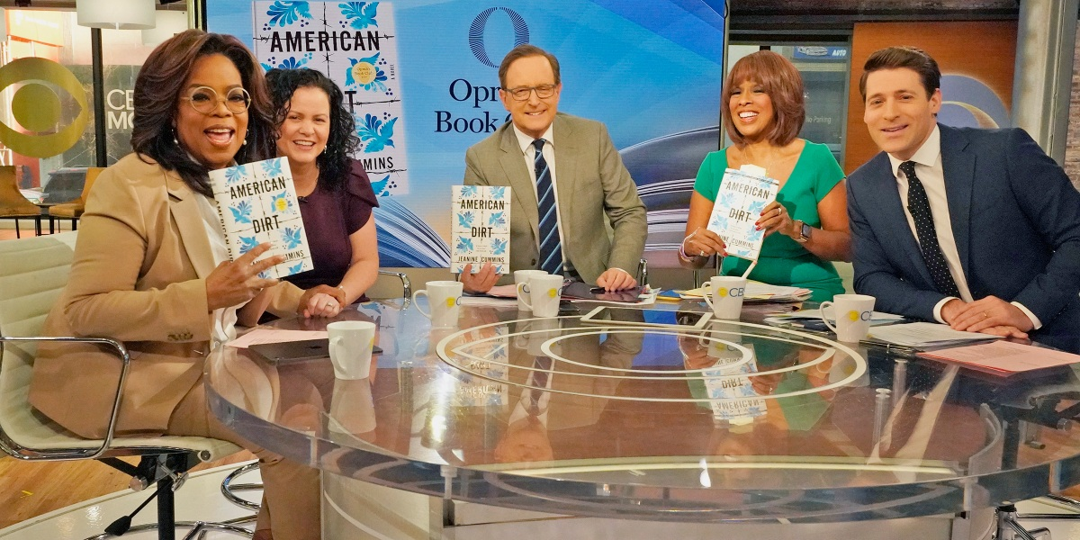 Latino writers push back against Oprah's Book Club pick, 'American Dirt'