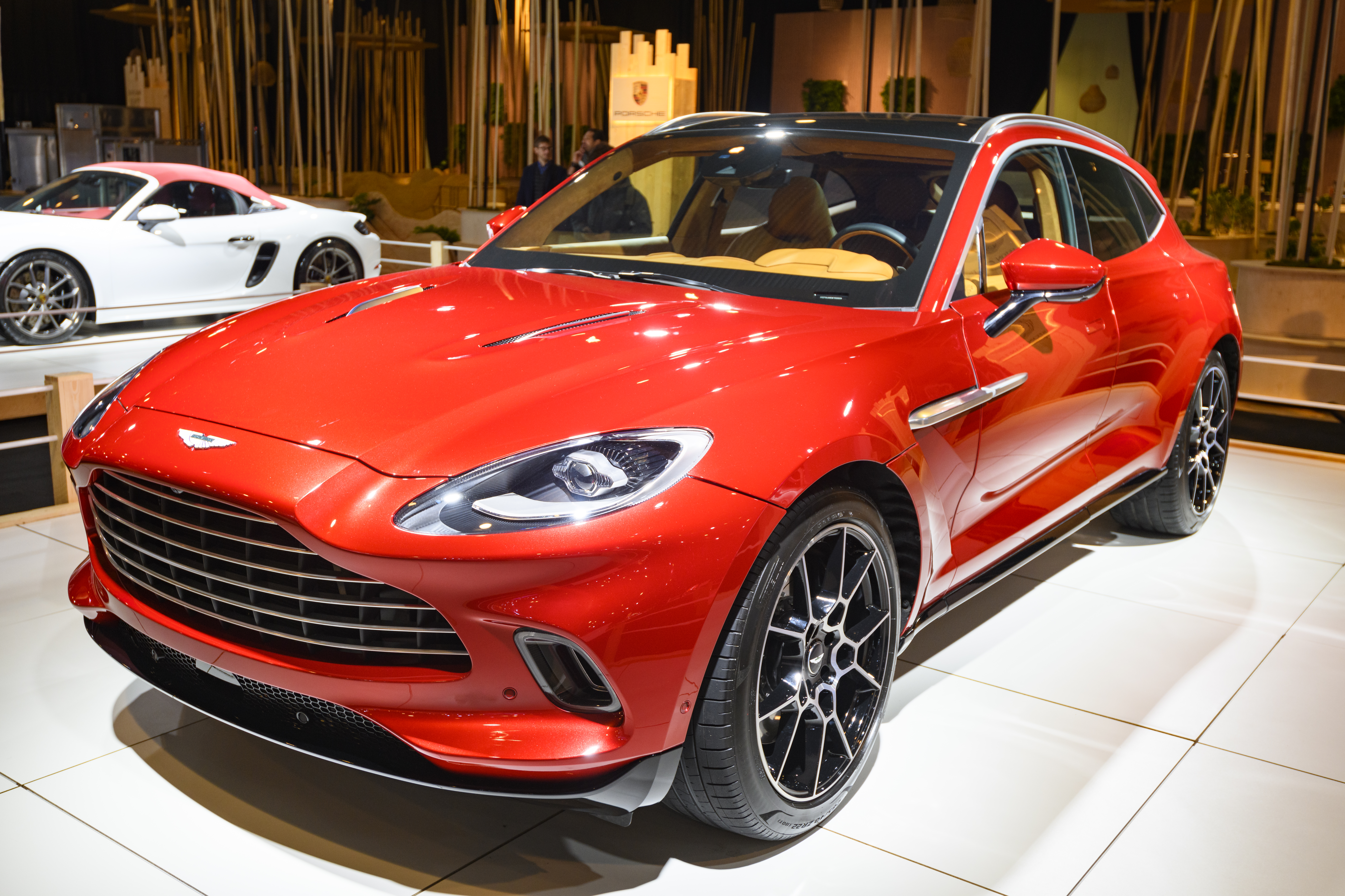 Aston Martin Enters Last Ditch Funding Talks With China S Geely And Formula One Owner As It Runs Low On Cash Fortune