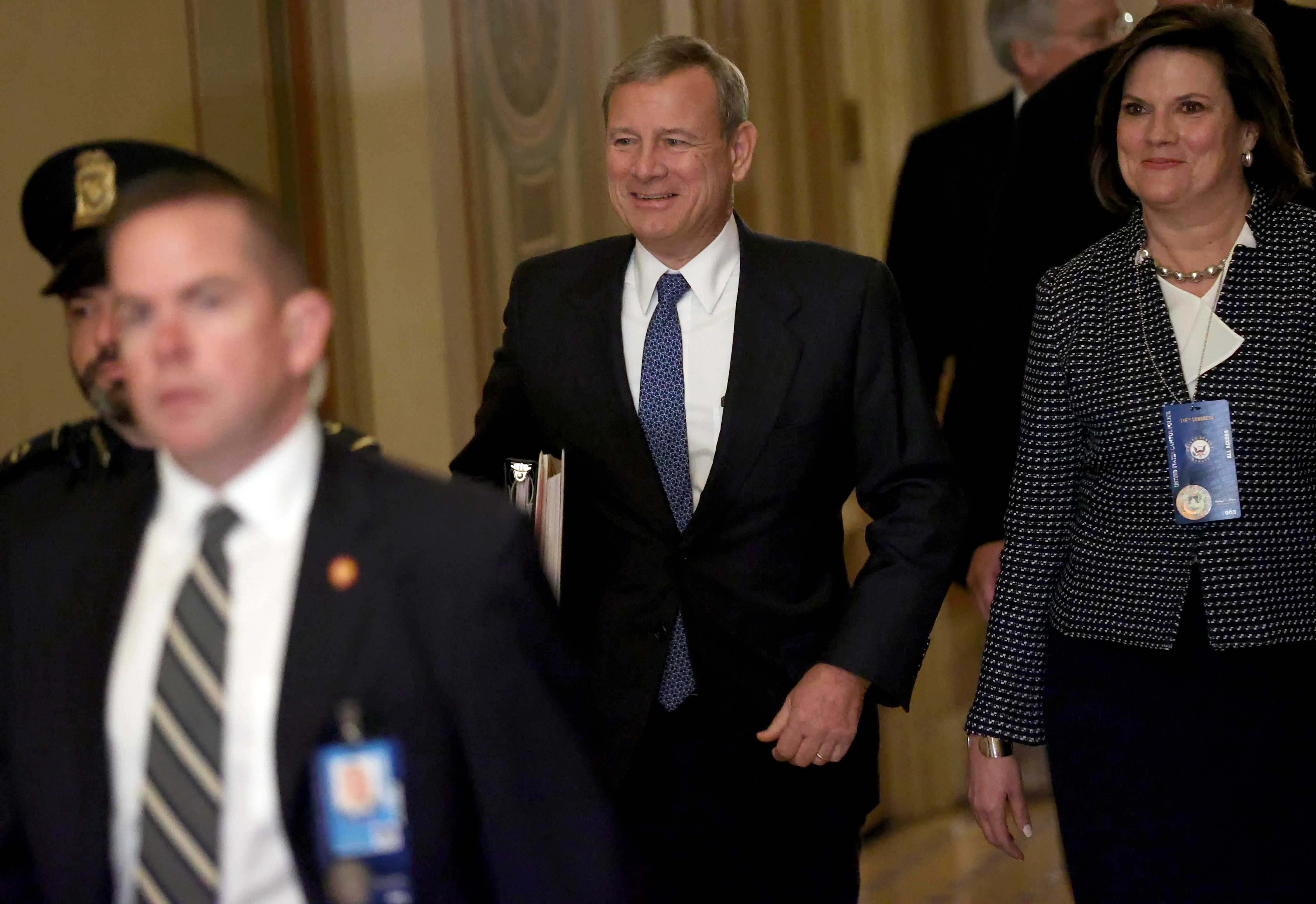 What Does The Chief Justice Do At The Impeachment Trial John Roberts Role Fortune