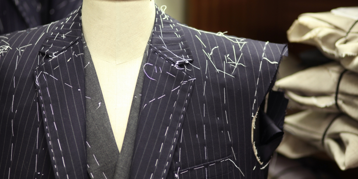 Suit up! Exploring women's custom tailoring