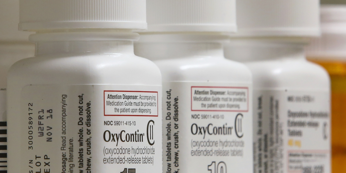 Purdue Pharma bankruptcy is now open to OxyContin-related personal injury claims