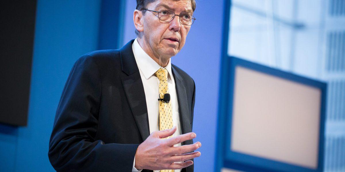 Clayton Christensen: Debating the Innovator's Dilemma