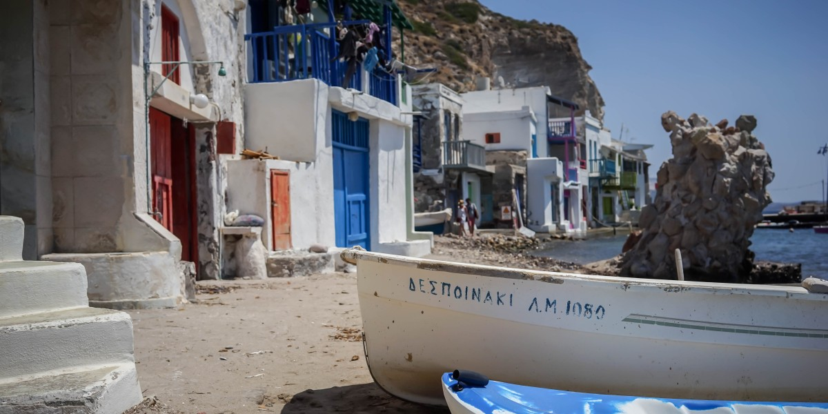 This Greek island is the perfect alternative to Mykonos