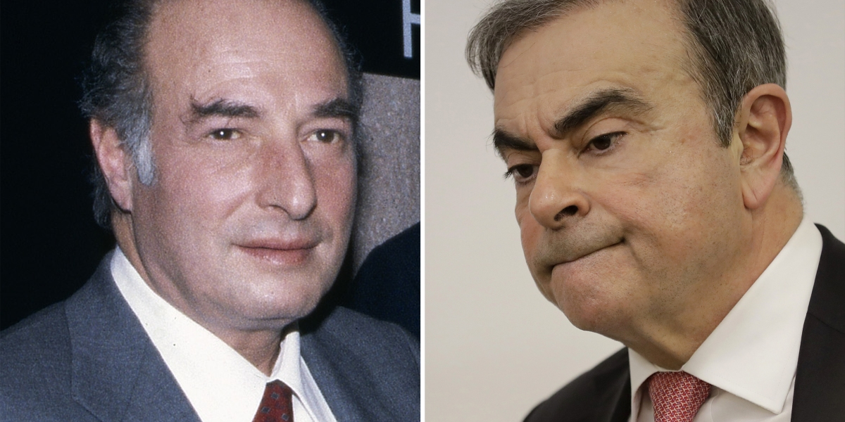 Lessons from a fugitive: What the tangled tale of Marc Rich tells us about Carlos Ghosn