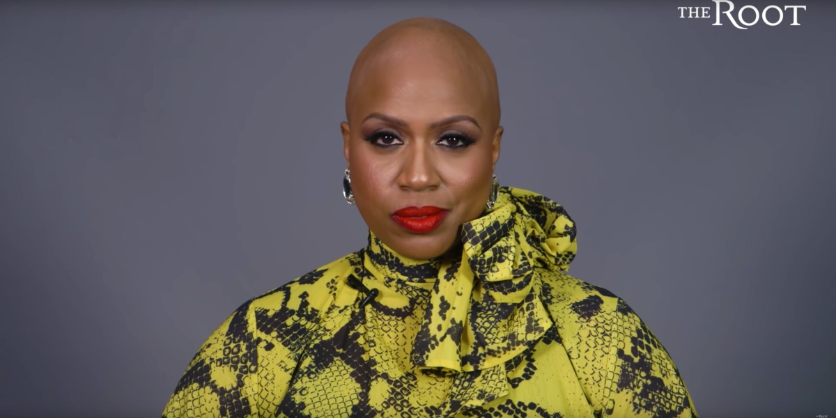 Rep. Ayanna Pressley, bald and beautiful, discusses life with alopecia