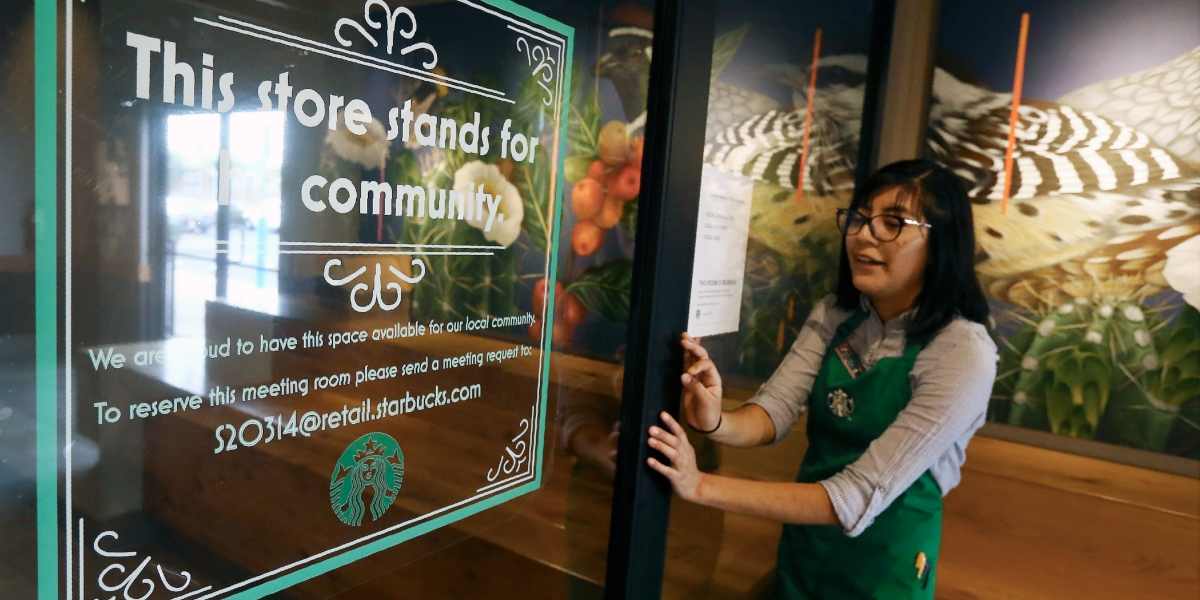 Starbucks expands presence in low-income communities