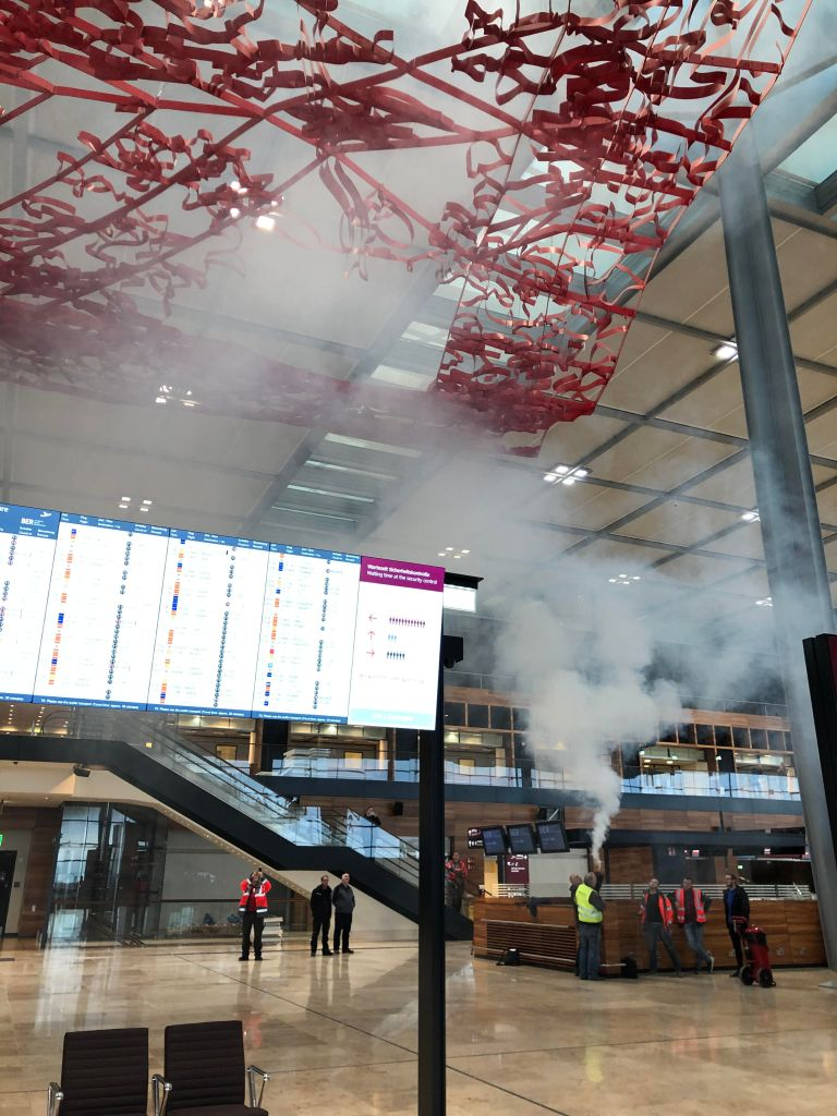 Berlin's 'ghost' airport might finally open—billions over budget and 8 years late