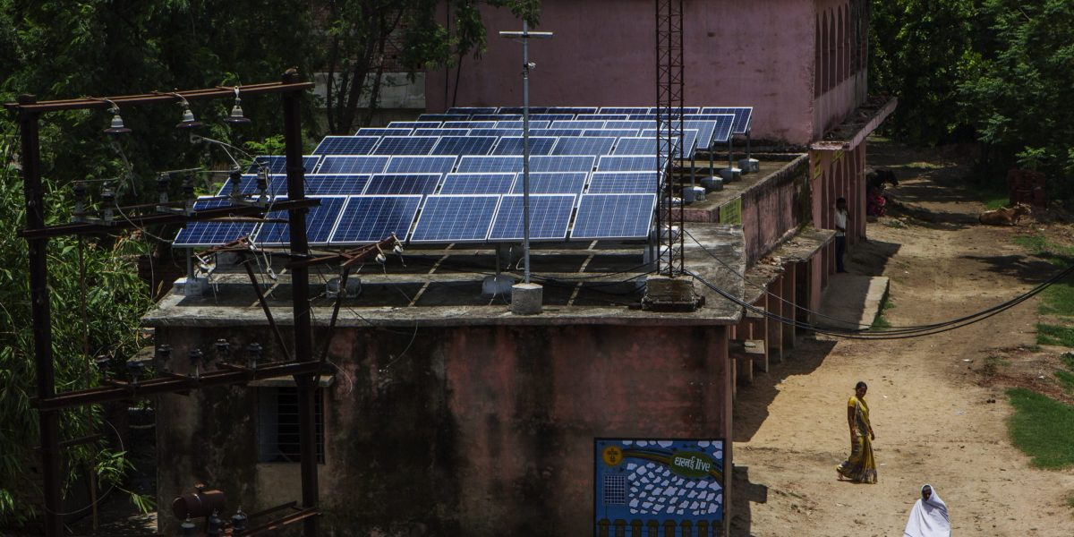 Why microgrids are key to solving energy poverty worldwide