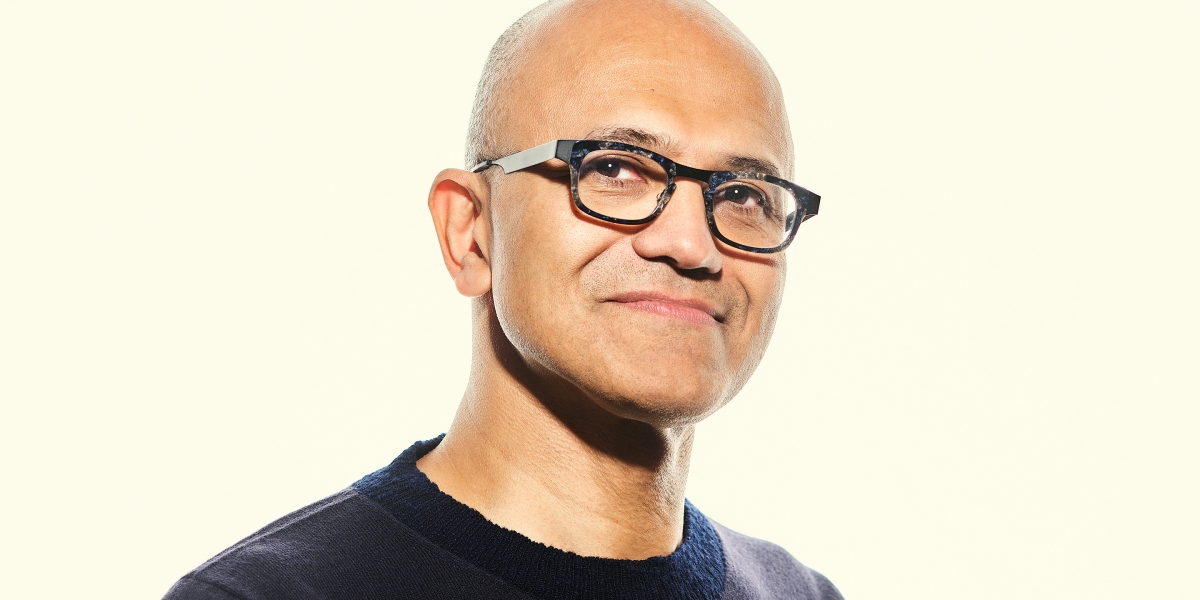 The Conversation: Microsoft CEO Satya Nadella on how the tech industry can win back public trust