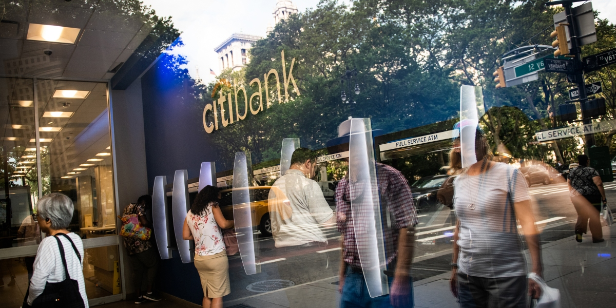 Citigroup stands out in a diversity report on the banking industry