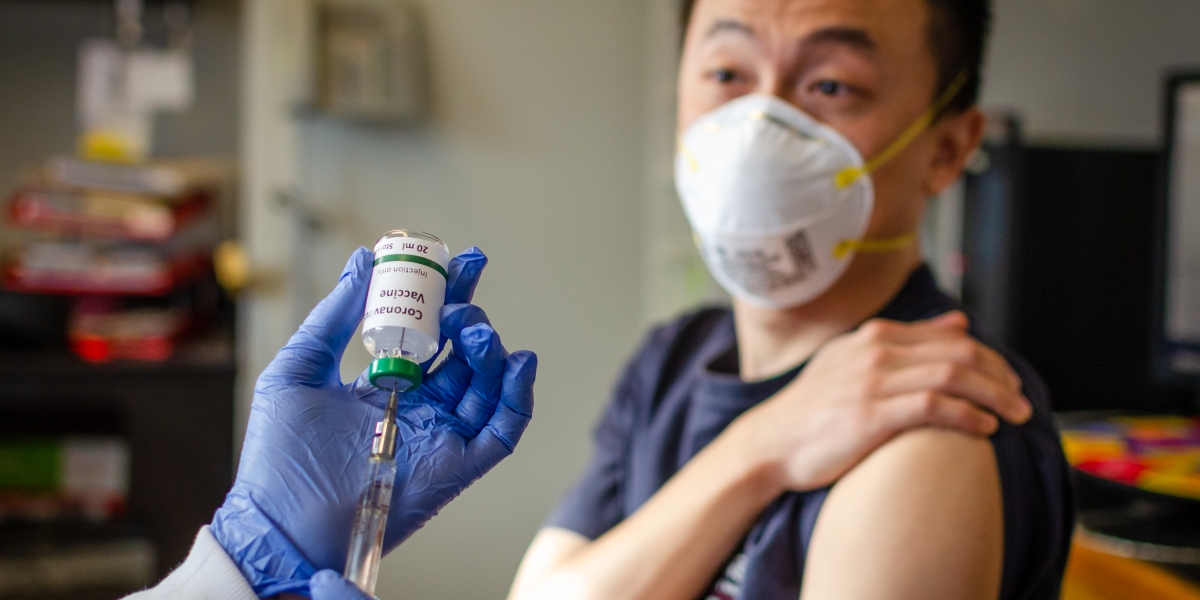 The first coronavirus drug candidate is set for testing in China