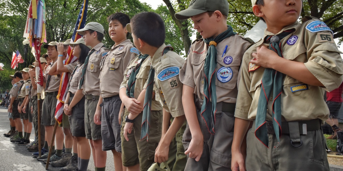 Boy Scouts declares bankruptcy to face wave of child sexual abuse lawsuits