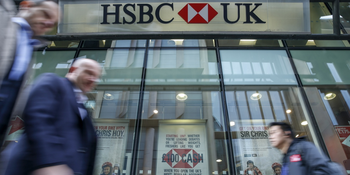 Beleaguered HSBC plans to slash 35,000 jobs, many in the U.S., as it pivots to Asia