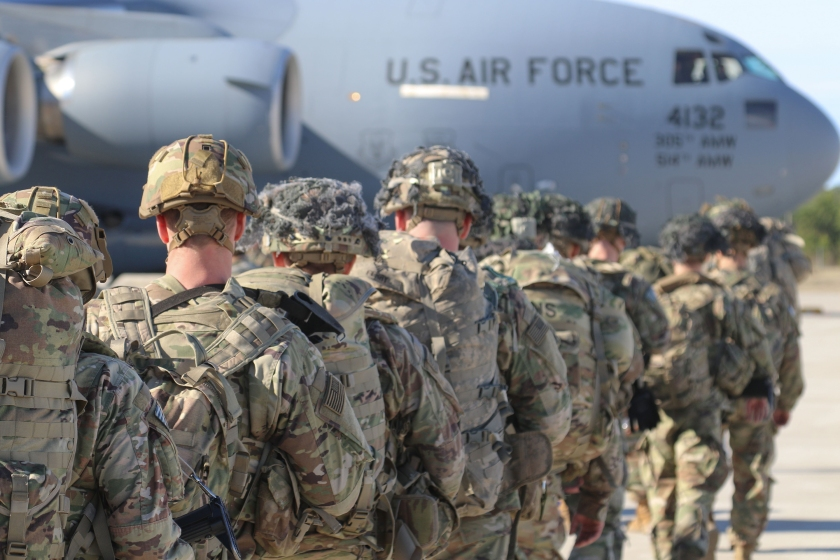 Army recruitment: Facing falling enlistment numbers, the U.S. Army is  taking a new approach   Fortune