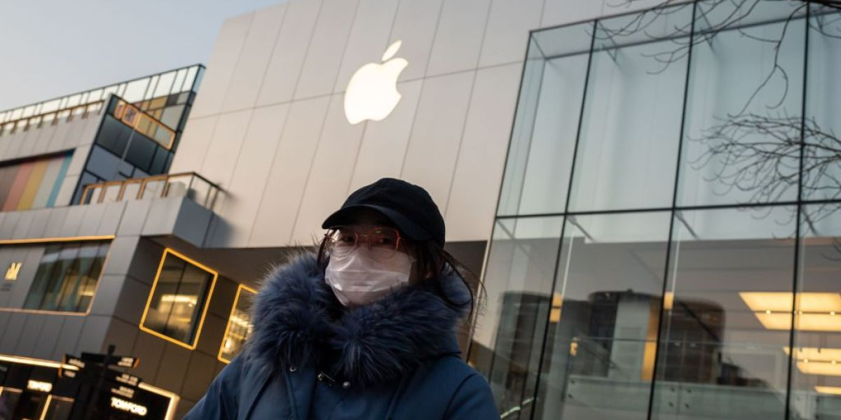 'A slower return to normal:' Apple expects to miss revenue targets due to China's coronavirus - Fortune