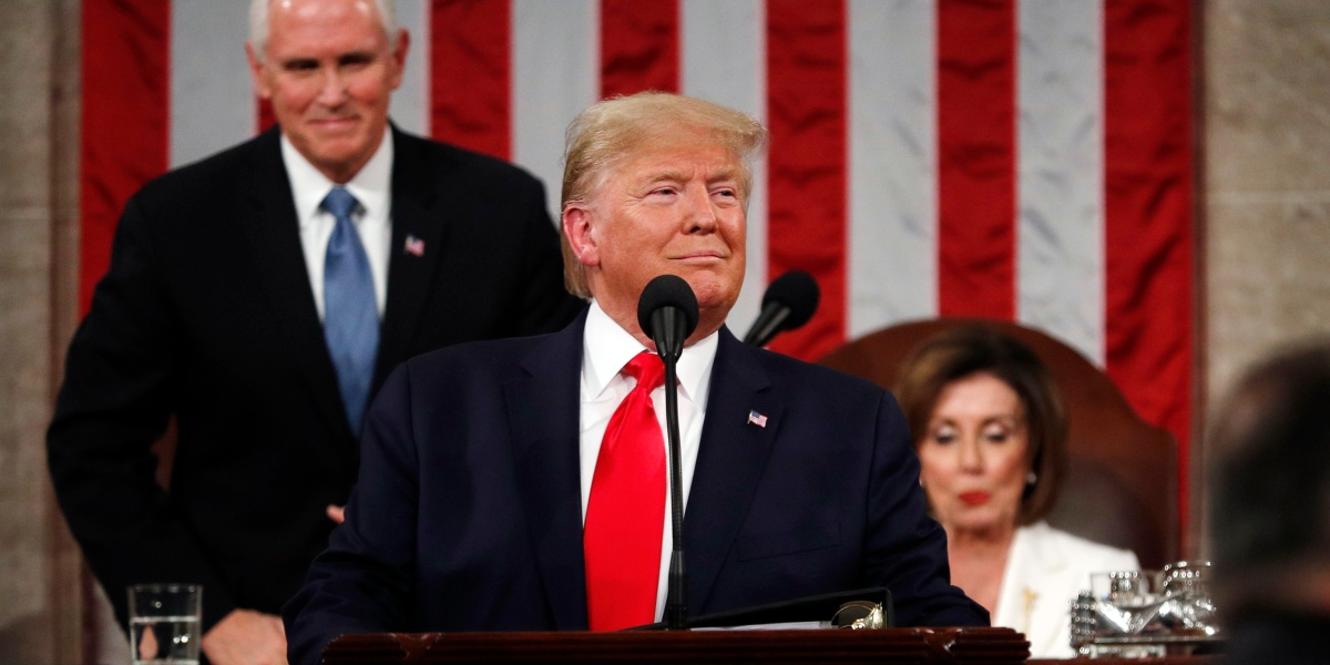 Fact checking Trump's claims in his State of the Union address