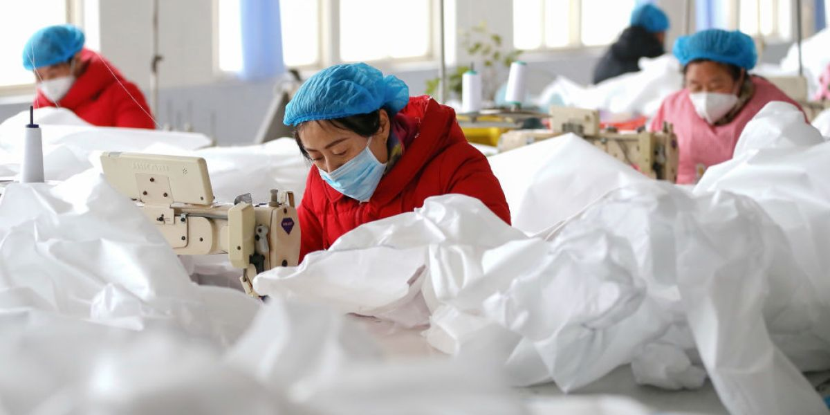 Coronavirus recovery: Why China's factories are struggling to return to work