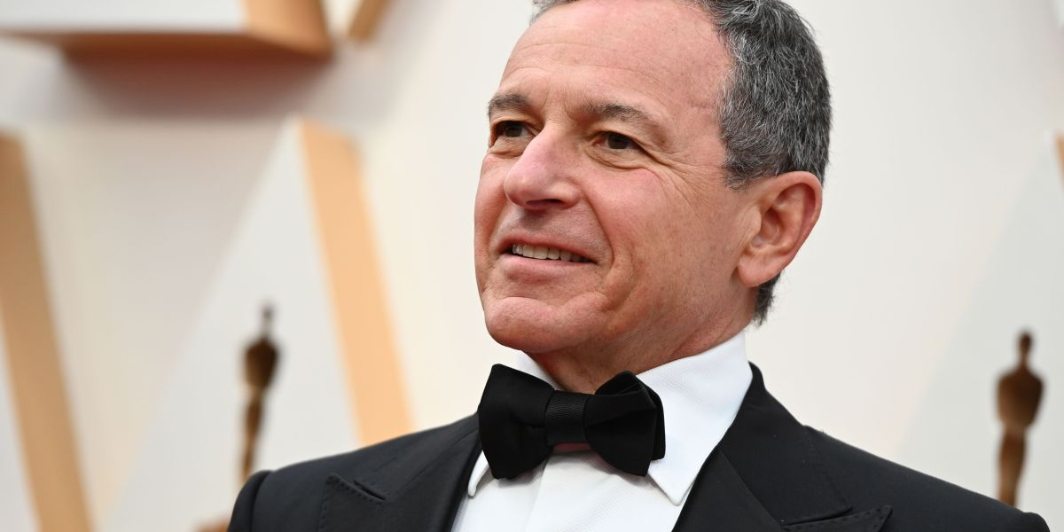 Long-time Disney CEO Bob Iger Steps Down