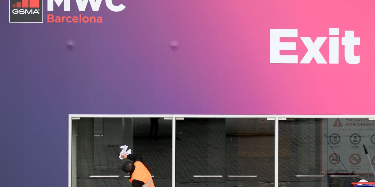 MWC, the world's biggest mobile phone show, is cancelled over coronavirus fears