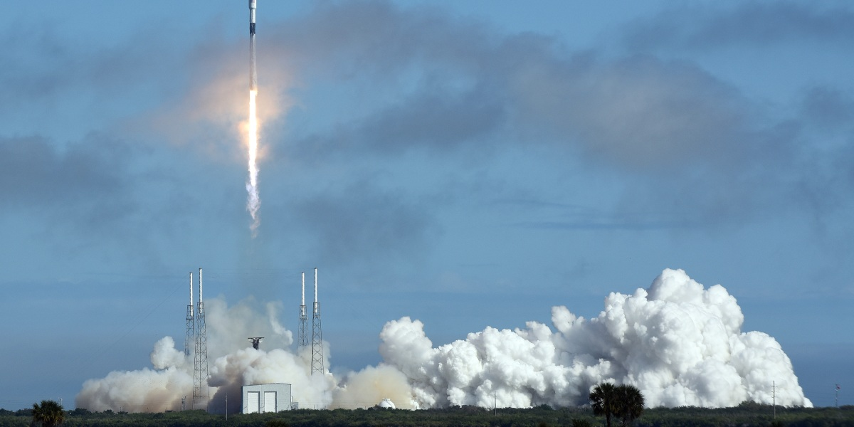 SpaceX officially gets into the space tourism business