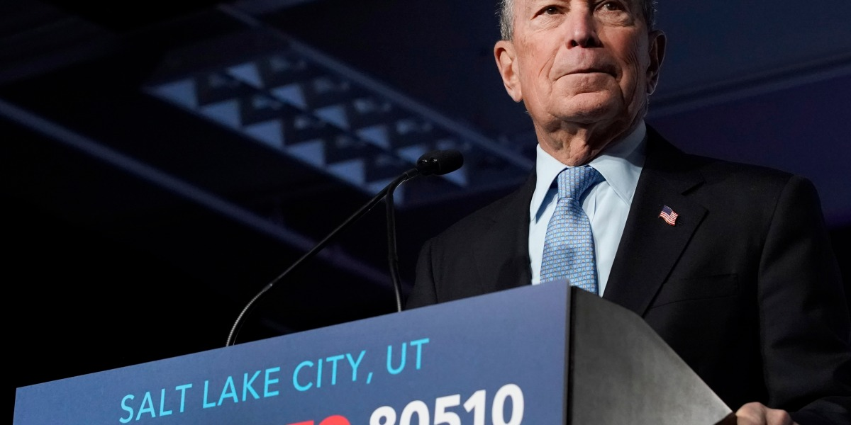 Facebook takes issue with Michael Bloomberg's stealthy campaign posts
