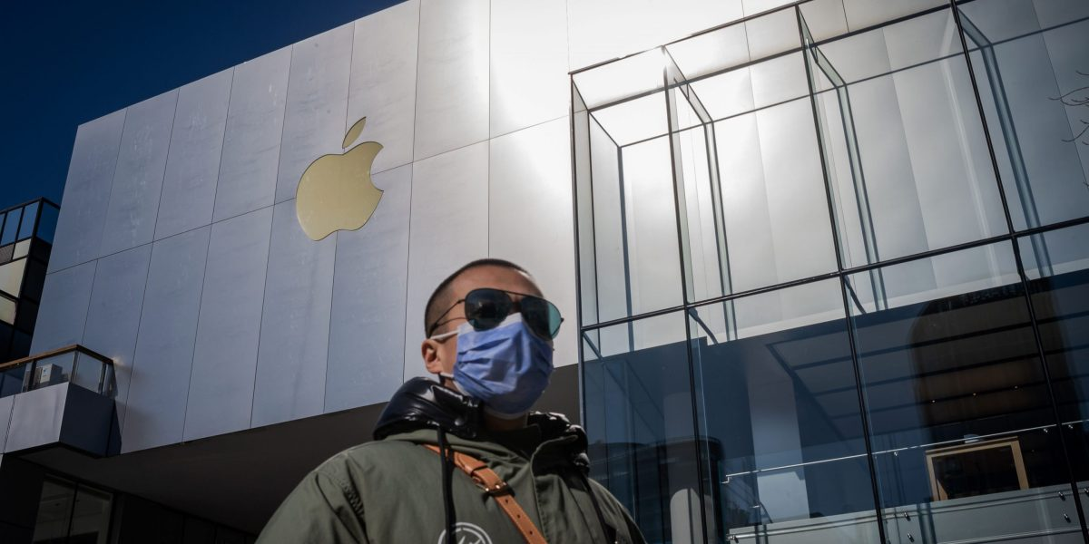 Apple's Tim Cook says coronavirus-driven supply chain changes are temporary